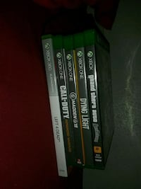 Xbox one games  Wharton, 77488