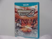 Warriors Orochi 3: Hyper (Nintendo Wii U, 2012) Complete in Box Gently Used  Beaumont