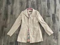 Suzy Shier trench coat (m) Guelph, N1E 6R5