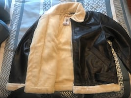 Leather jacket (mens)