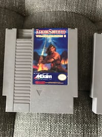 Nes games Mississauga, L5A