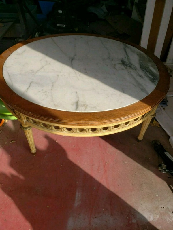 Awesome Used Italian Marble Coffee Table Rascalartsnyc Evergreenethics Interior Chair Design Evergreenethicsorg