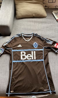 Original Vancouver Whitecaps MLS shirt - Size M | as new Falls Church, 22043