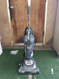 gray and blue upright vacuum cleaner National City, 91950