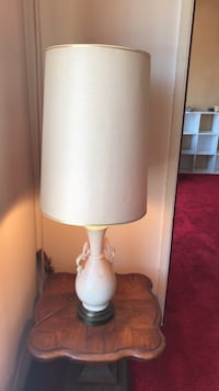 white and brown table lamp West Hollywood, 90046