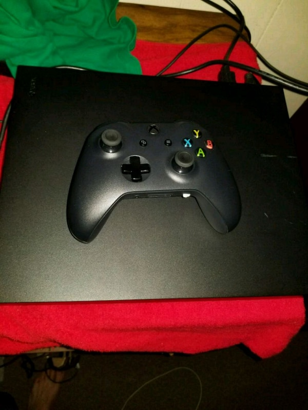 Gamestop Pre-Owned Xbox One X