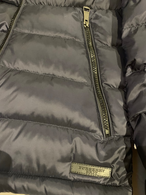 9b70d453c Used Burberry down jacket for sale in Mississauga. Next listing. Previous  listing. 1/5