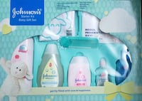 Johnson's Starter Kit Baby Gift Set