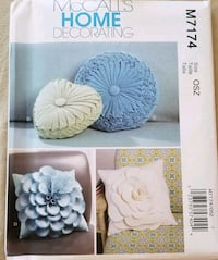 Brand New Quilt Pattern.  Never used! San Diego, 92103
