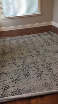 Brand New Abstract Grey Area Rug King, L7B 1H6