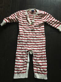 Baby Gap Christmas Outfit