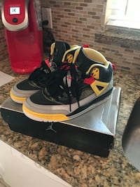 Men's Air Jordan's Spizikes size 8