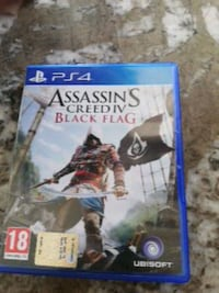 Custodia per gioco PS4 Assassin's Creed IV Black Flag Roma, 00135