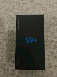 New Samsung s9 plus unlocked with new case and new screen protector  Surrey, V3V 5C6