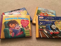 two Disney Pixar Cars books Gaithersburg, 20877