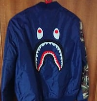 Bape bomber authentic must go  Rockville, 20853
