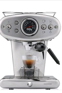 NEW ILLY ESPRESSO ECT.MACHINE  Longueuil