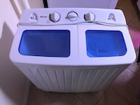 Portable Compact Washing Machine with Spinner New York, 10075