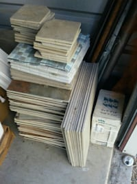 """145 tiles 6"""" x 6"""" to 18"""" x 18"""" Brooklet, 30415"""