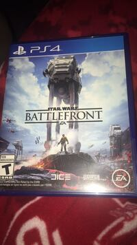 Star Wars Battlefront Ps4 game Oklahoma City, 73013
