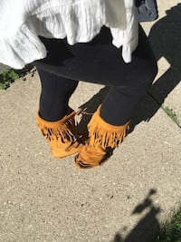 Tall moccasins (authentic)  Sarnia, N7S