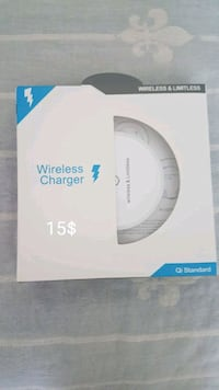 Wireless Charger Toronto, M4C