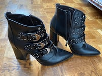 All leather CAPEZIO booties size 8 made in Italy  Richmond Hill, L4E 2M2