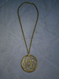 Gold necklace Rancho Cucamonga, 91730