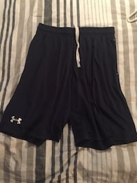 Jordan and Under armour shorts  Vancouver, V5X 1S1