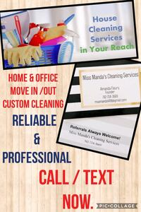 Maid & Cleaning Services North Las Vegas, 89086