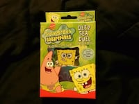 SpongeBob Deep Sea Duel Starter Deck Englewood, 45322