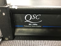 QSC Audio MX 1500a Saint Cloud, 56303