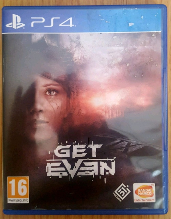 Get Even ps4