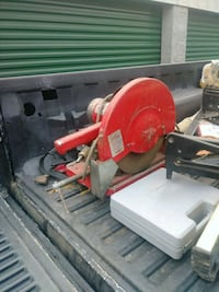 red and black miter saw Puyallup, 98372