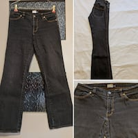Women's Gap black jeans size 2