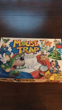 Mouse Trap board game Hanover, 17331