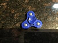 Blue fidget spinner for sell MONTREAL