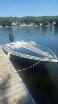 18.5 foot checkmate w/ trailer Webster, 01570