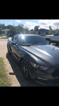 Ford - Mustang - 2015 675 mi