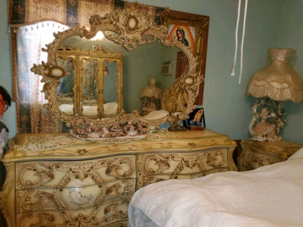 Used Cellini Handcrafted Bedroom Furniture for sale in Miami ...