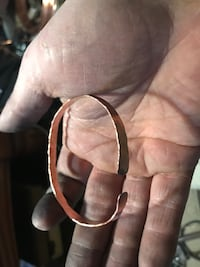 100% handmade copper jewelry Seymour, 06483