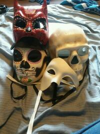 4 Masquerade Masks  Knoxville