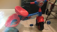 toddler's red and blue trike Coral Springs, 33071