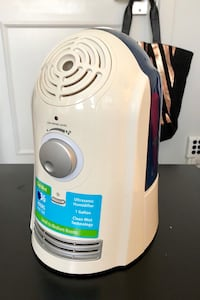 Ultrasonic Cool Mist Humidifier