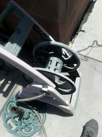 black and gray elliptical trainer Los Angeles, 90033