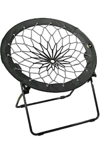 Trampoline chair