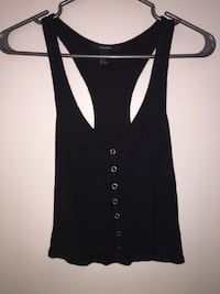 Kinda crop tank from forever 21! Excellent condition, pick up in Langley only  Langley