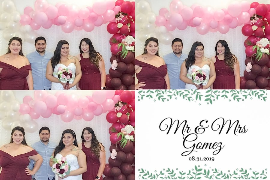 Photo Booth and Balloon Backdrop - 3 Hours 1efa9a65-0c65-4dd3-b319-5326f3771faf