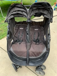 Graco Click Connect double stroller Westchester, 60154