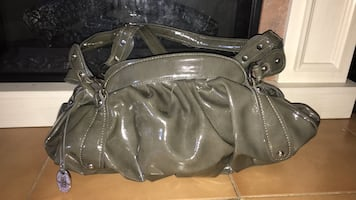 Franco Sarto  Gray Purse
